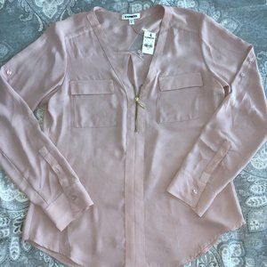 Express Tops - NWT Express Portofino Slim Fit Shirt